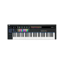 Novation 61SL MkIII 61-key Keyboard Controller with 8-track Sequencer
