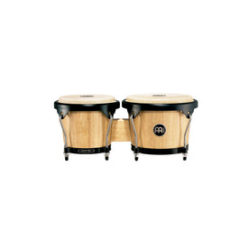 MEINL Percussion HB100NT Headliner Series Wood Bongo, Natural