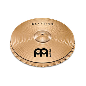 MEINL Cymbals C14PSW 14inch Classics Powerful Soundwave Hihat