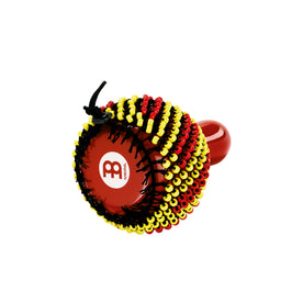 MEINL Percussion CA7R Fiberglass Cabasa, Red