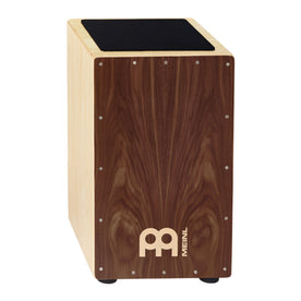 MEINL Percussion CAJ3WN-M Traditional String Cajon, Walnut