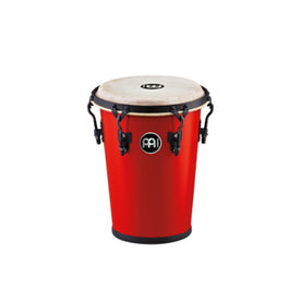 MEINL Percussion HFDD2R 8inch Fiberglass Family Drum, Red