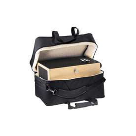 MEINL Percussion MDLXCJB Deluxe Cajon Bag, Black