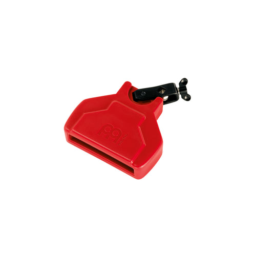 MEINL Percussion MPE2R Percussion Block, Low Pitch, Red