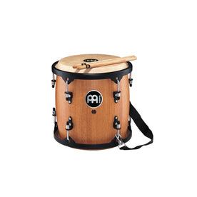 MEINL Percussion MTA1SNT-M 11inch Tambora, Super Natural