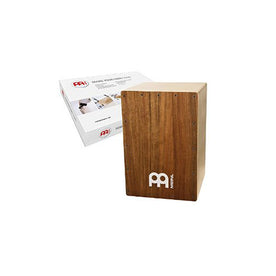 MEINL Percussion MYO-CAJ-OV Make Your Own Cajon Kit, Ovangkol Frontplate