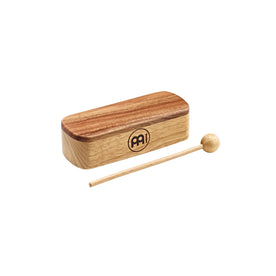 MEINL Percussion PMWB1-M Professional Wood Block, Medium, Natural