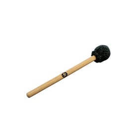 MEINL Percussion SB-5 Samba Beater, 3inch Bushy Felt, Natural