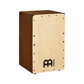 MEINL Percussion SC100AB-B 11-3/4 x 19-3/4inch Snarecraft Cajon, Baltic Birch