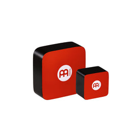 MEINL Percussion SH24 Techno Shaker, Set of 2, Red