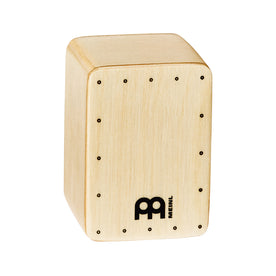 MEINL Percussion SH50 Mini Cajon Shaker, Natural