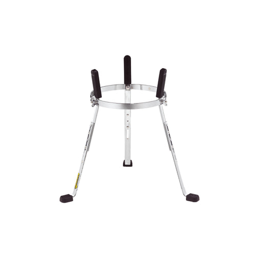 MEINL Percussion ST-FL10CH 10inch Steely II Conga Stand, Chrome for Floatune Series