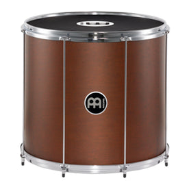 MEINL Percussion SUB18AB-M 18x16inch Bahia Wood Surdo, African Brown