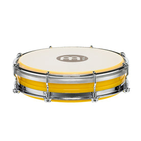 MEINL Percussion TBR06ABS-Y 6inch Floatune Tamborim, Yellow