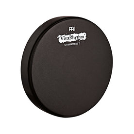MEINL Viva Rhythm VR-POH12-NH 12inch Pop Off Djembe Head, Soft Sound Series, Pre-Tuned Napa Head