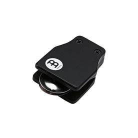MEINL Percussion WJC1-M Cajon Jingle Castanet, Black