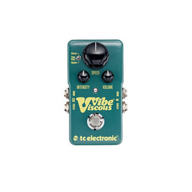 TC Electronic Viscous Vibe Guitar Effects Pedal