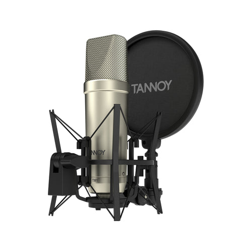 Tannoy TM-1 Microphone Recording Package