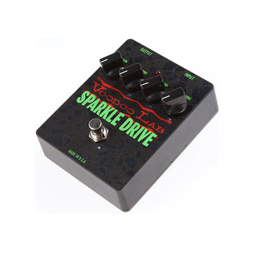 Voodoo Lab Sparkle Drive Guitar Effects Pedal