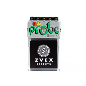 Zvex Hand-Painted Fuzz Probe Guitar Effects Pedal