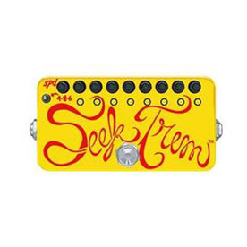 Zvex Hand-Painted Seek-Trem Guitar Effects Pedal