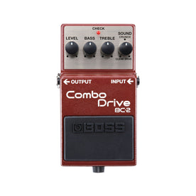 BOSS BC-2 Combo Drive Guitar Effects Pedal