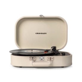Crosley Discovery Portable Turntable, Dune