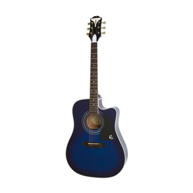Epiphone PRO-1 ULTRA Acoustic Guitar, Blueburst