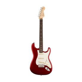 Fender American Professional Stratocaster Electric Guitar, RW FB, Candy Apple Red