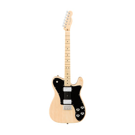 Fender American Professional Deluxe ShawBucker Telecaster Electric Guitar, Natural
