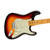 Fender American Ultra Stratocaster Electric Guitar, Maple FB, Ultraburst