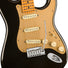Fender American Ultra Stratocaster Electric Guitar, Maple FB, Texas Tea