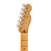 Fender American Ultra Telecaster Electric Guitar, Maple FB, Mocha Burst