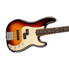 Fender American Ultra Precision Bass Guitar, RW FB, Ultraburst