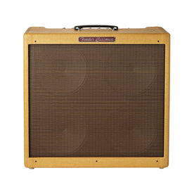 Fender Vintage Reissue 59 Bassman LTD Guitar Tube Amplifier, Lacquered Tweed, 230V EU