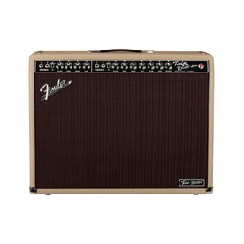 Fender Tone Master Twin Reverb Guitar Amplifier, Blonde, 230V EUR
