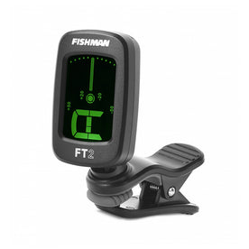 Fishman FT-2 FLIP-ON Clip-on Digital Tuner