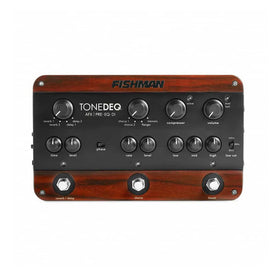 Fishman ToneDEQ Preamp EQ Effect Pedal