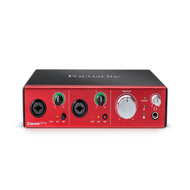 Focusrite Clarett 2Pre 10X4 Thunderbolt Interface
