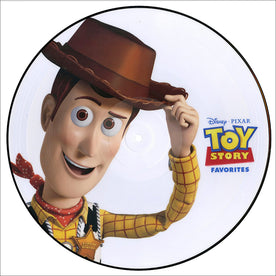 Toy Story Favorites - O.S.T. (Vinyl)