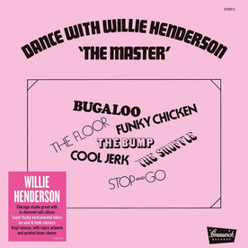 Dance With The Master - Willie Henderson (Vinyl)