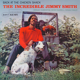 Back At The Chicken Shack - Jimmy Smith (Vinyl)