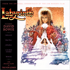 Labyrinth - David Bowie and Trevor Jones (Vinyl)