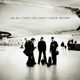 All That You Cant Leave Behind - U2 (Vinyl)