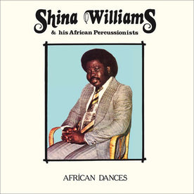 African Dances - Shina Williams & His African Percussionists (Vinyl)