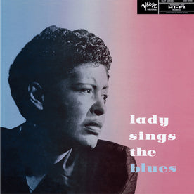 Lady Sings The Blues - Bille Holiday (Vinyl)