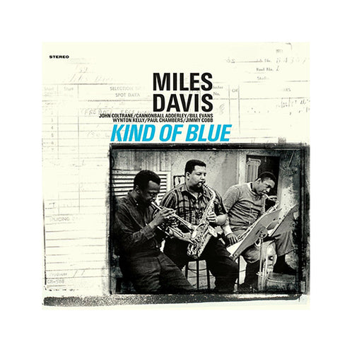 Kind Of Blue (Colour Vinyl Edition) - Miles Davis (Vinyl)