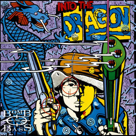 Into The Dragon - Bomb the Bass (Vinyl)