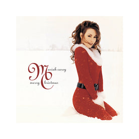 Merry Christmas (Deluxe Anniversary Edition) - Mariah Carey (Vinyl)