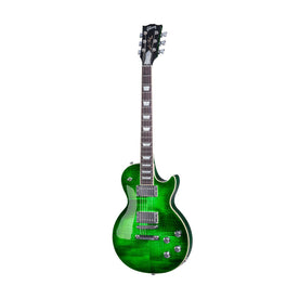 Gibson 2017 Les Paul Classic HP Electric Guitar, Green Ocean Burst